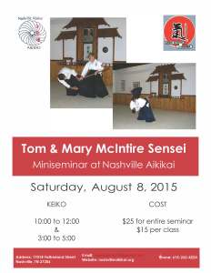 tom-mary-sensei-seminar-nov-2014