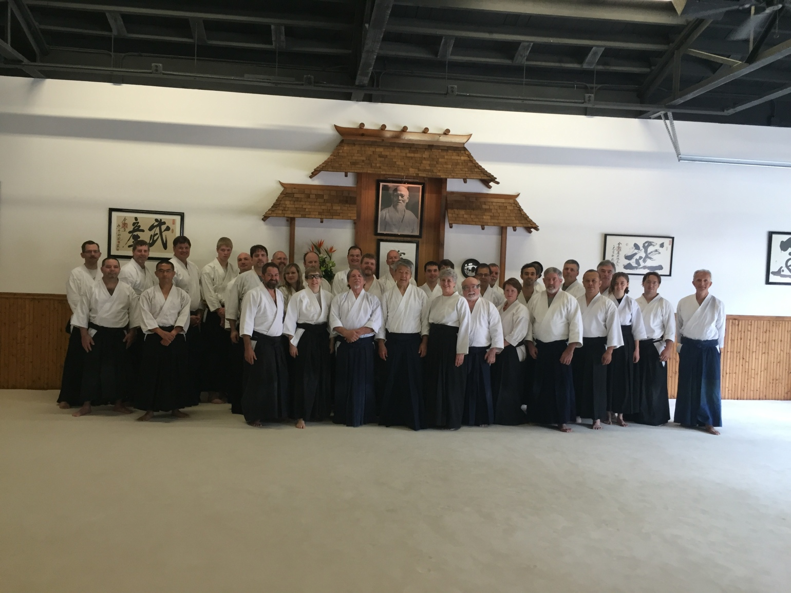 Ikeda Group Pic May 2016