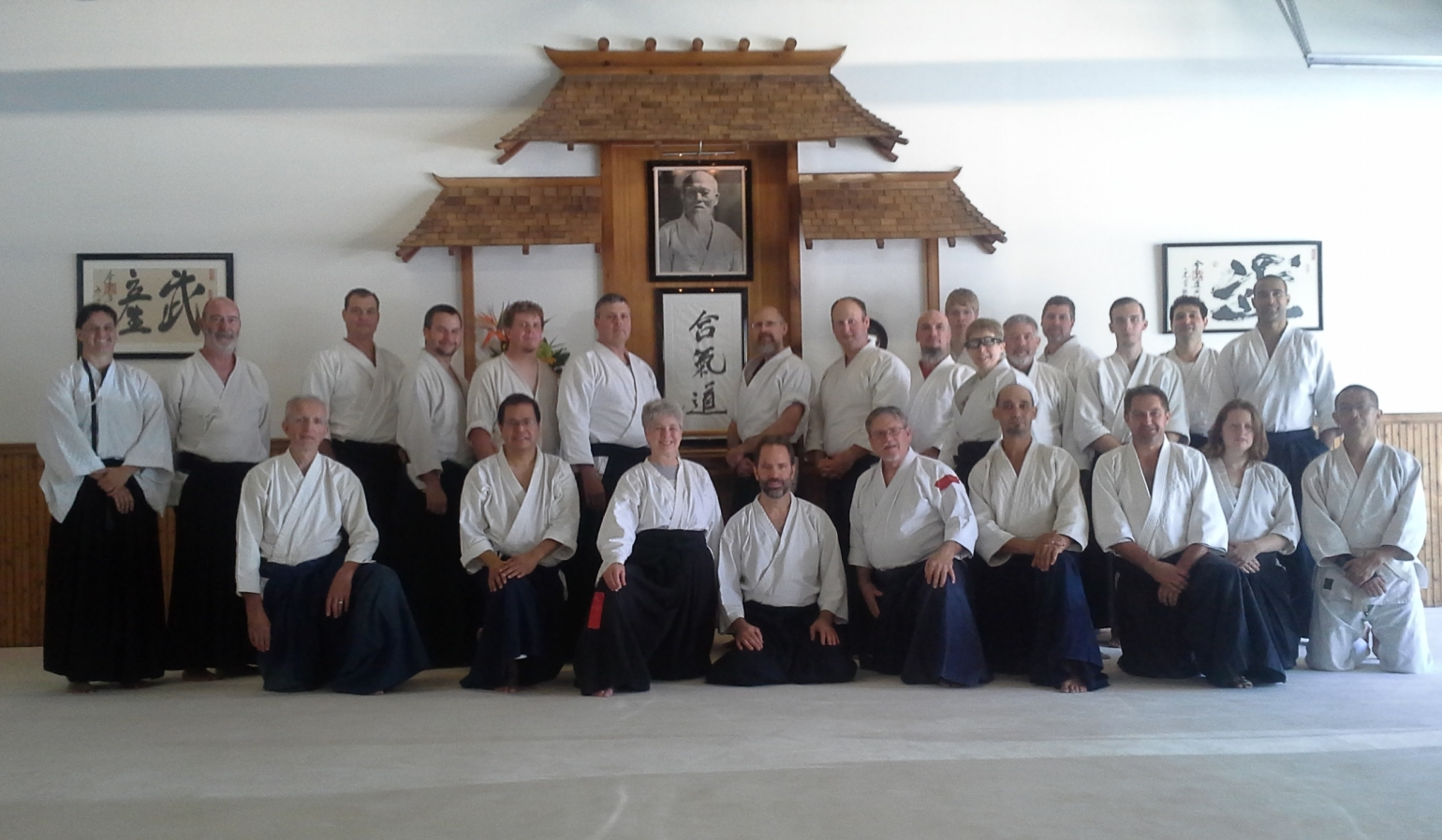 Tres Hofmeister Sensei group picture_Sept 15